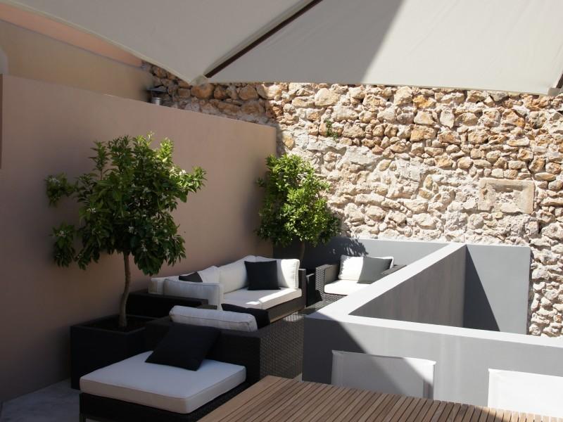 terrace 1st floor