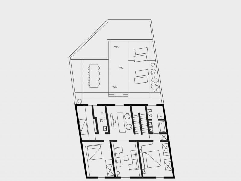 plans, 1st floor