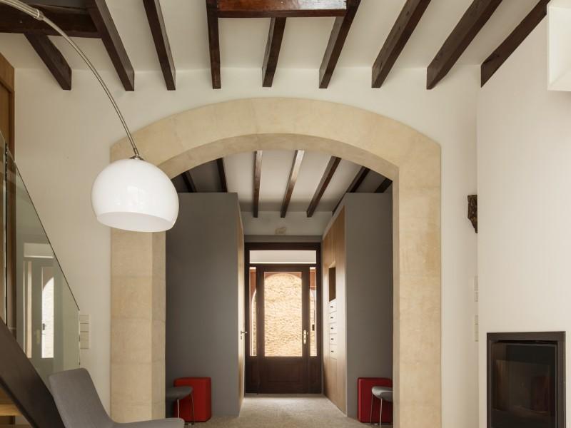 Erdgeschoss, Eingangsbereich
